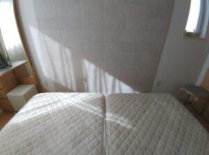 寝室コンセント